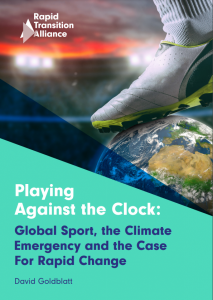 Couverture de Playing against the Clock