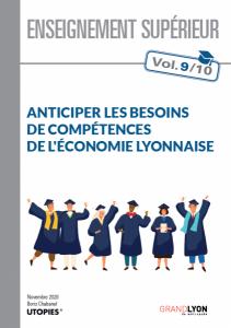 Couverture du document Anticiper les besoins des compétences de l'économie lyonnaise