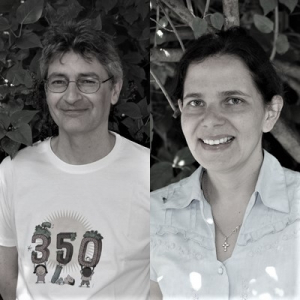 Portraits de S. Jourdan et J. Mirenowicz