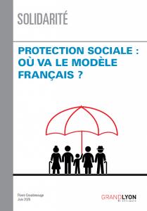 Couverture du document Protection sociale : où va le modèle français