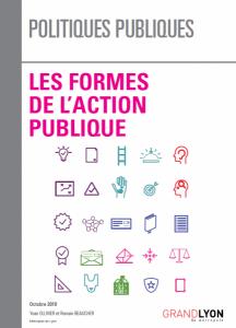 """une de l'étude """"les formes de l'action publique"""""""