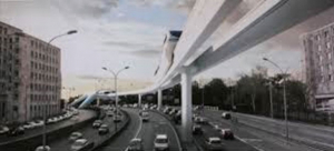 Projet « Portzamparc » pourle Grand Paris 2020