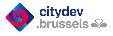Logo de citydev.brussels