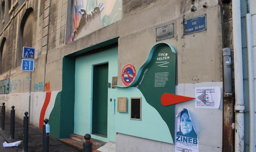 Image de la deventure des locaux de Coco Velten à Marseille