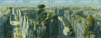 Expo vegetal city©Luc Schuiten