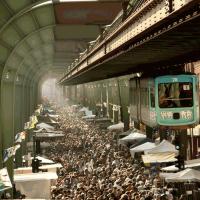 Monorail-suspendu-de-Wuppertal,-Allemagne-©-Frizztext.