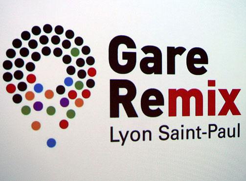 Logo du Gare Remix