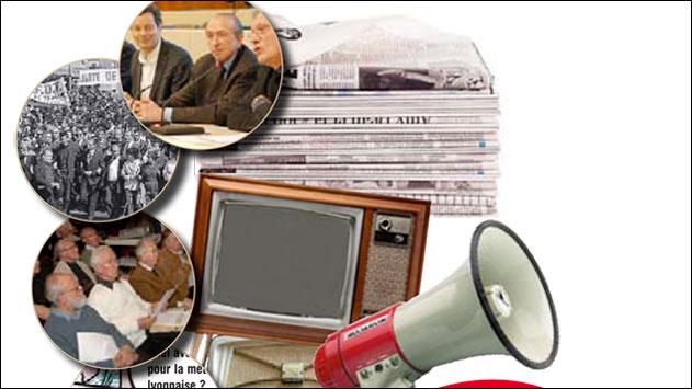 Page de la couverture du rapport Grand Lyon qui dialogue