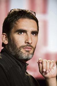 Portrait de l'interviewé, Maxime Combes