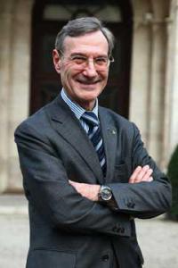Yannick d'ESCATHA, ancien président du CNES; ©Emmanuelle Dal'Secco