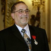 Kamel Kabtane, recteur de la mosquée de Lyon