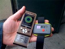 Projet de la montre verte (FING)